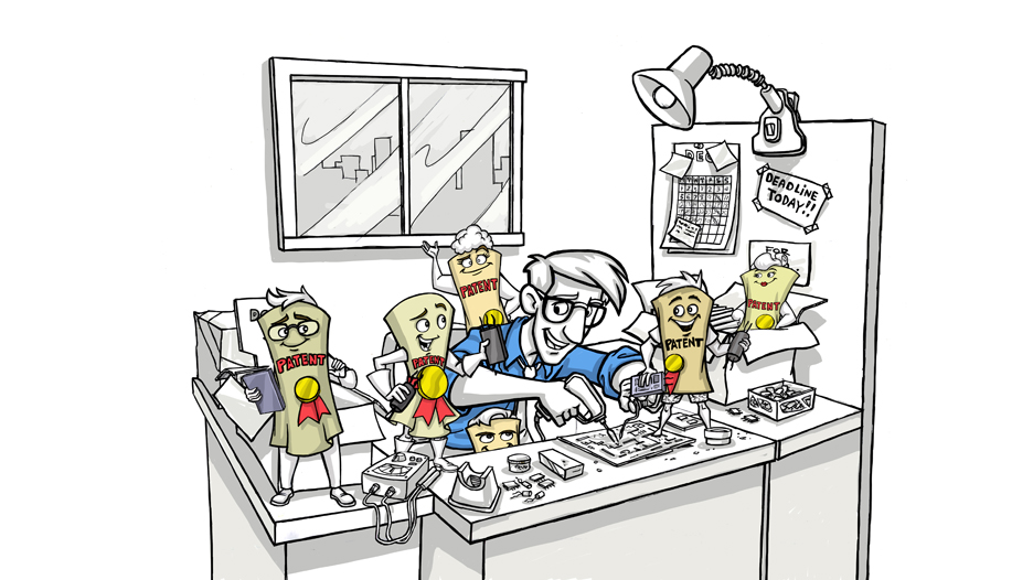 Patent Utility - New Daytime 006