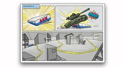 Quick Draw Services Boeing Art
