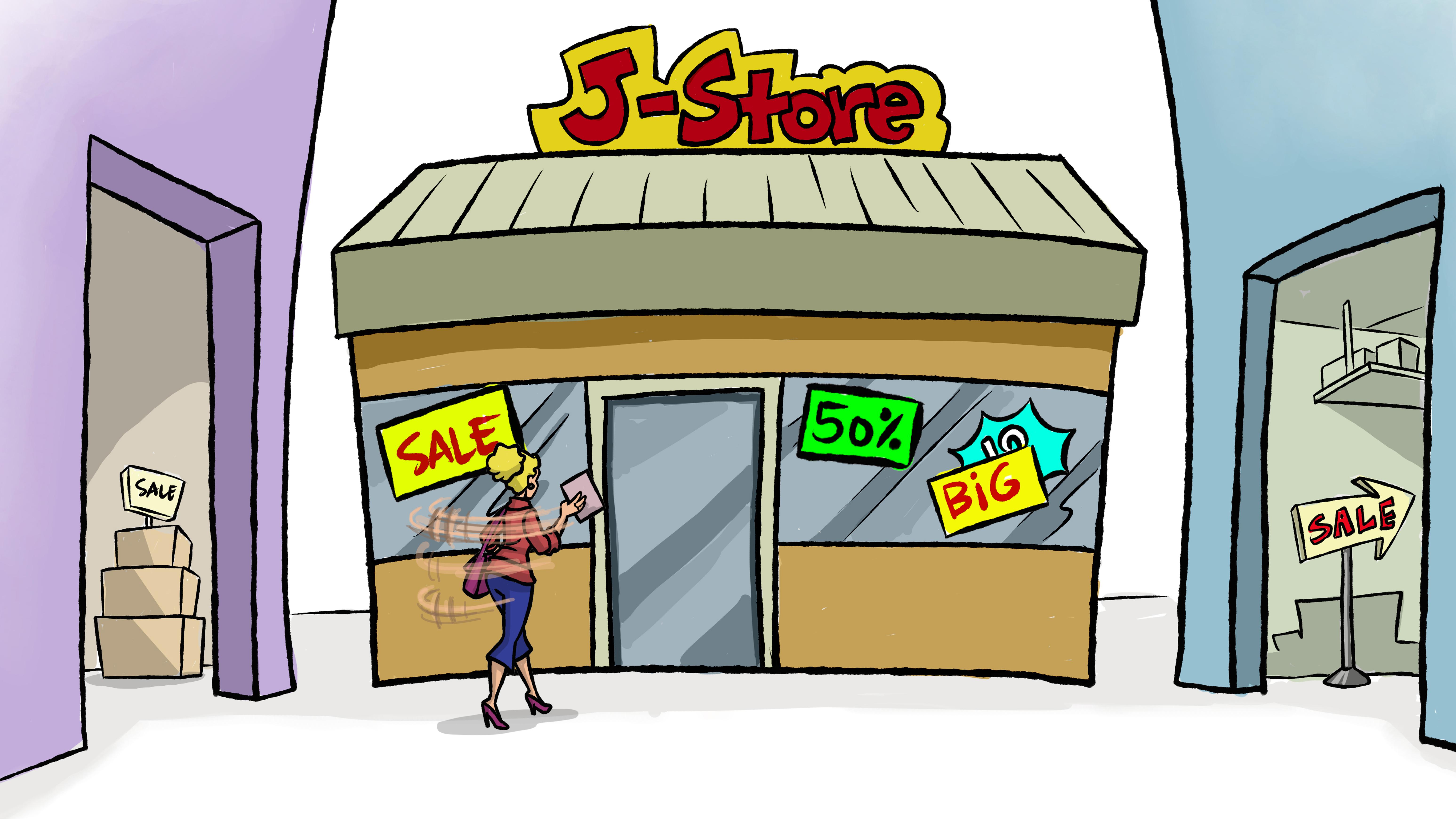 Grocery Doodles - QD_GDSc008d
