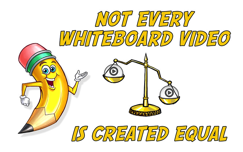 Not Every Whiteboard Video is created Equal