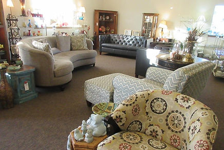 Quality Gently-Used Home Furniture and Decor