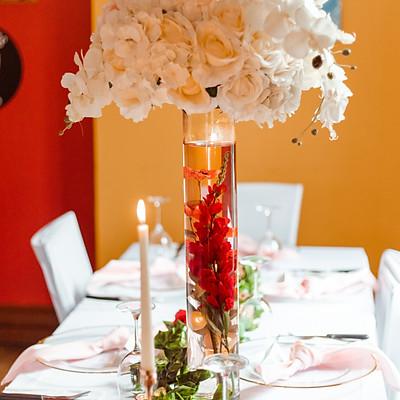 DECORATION TABLE DE MARIAGES