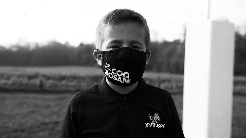 Le masque -E