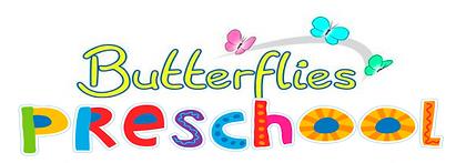 Butterflies Pre-School Logo