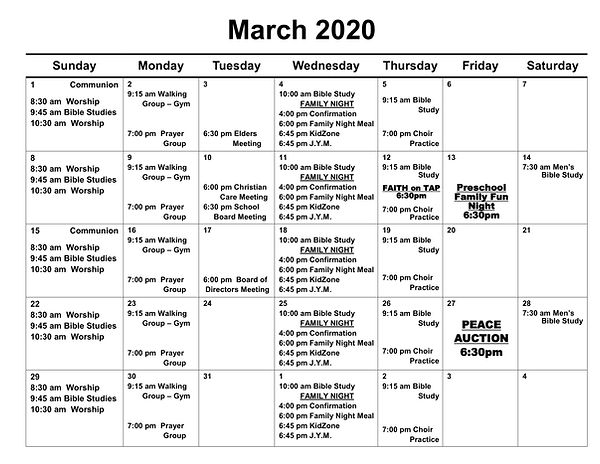 Church Calendar - 2020 - March[3529]-1.j