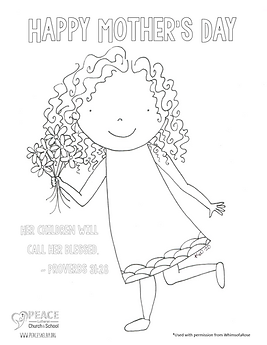 Mother_s Day Coloring Pages - Girl.png