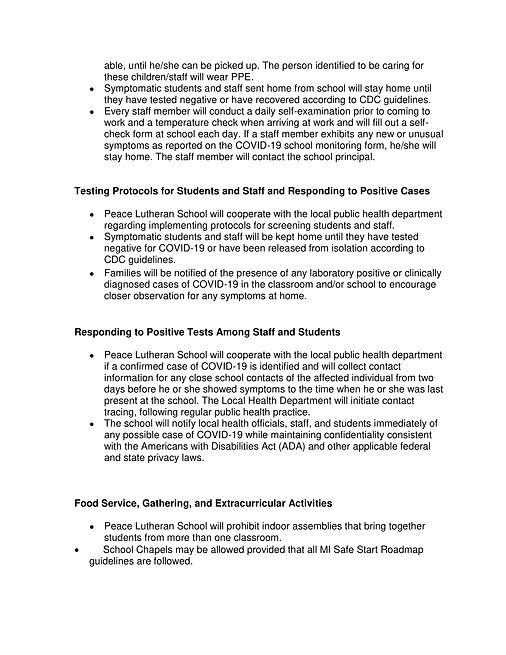 Phase 4. letterhead Peace Lutheran Schoo