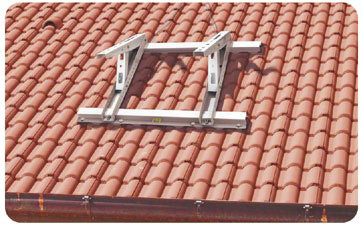 Supports Roof Brackets MT650 - 140KG