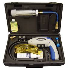 Tools Electronic Leak Detector Complete Set 55400