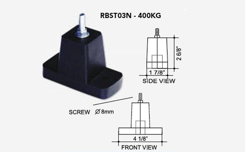 Anti-Vibration Mounts RBST03N