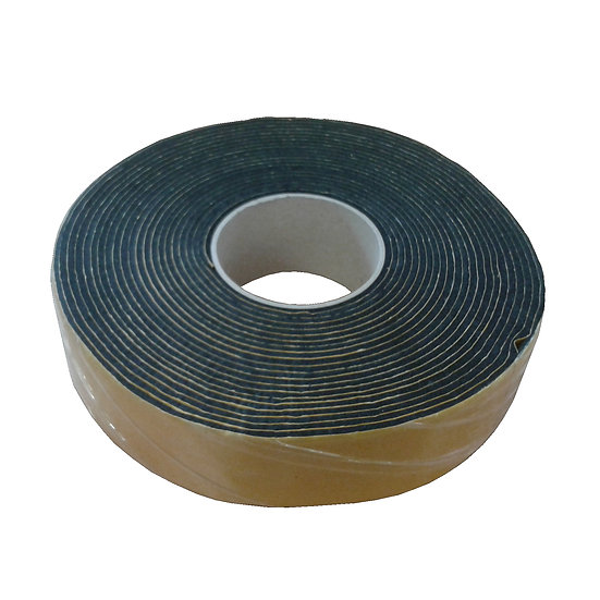 Foam Tape - Black / White