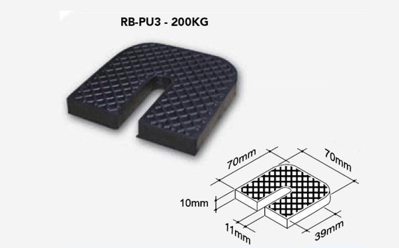 Anti-Vibration Mounts RB-PU3