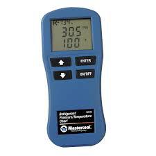 Tools Digital Pressure/Temperature Chart 52245