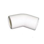 Rigid Condensate Pipe 45 Degree Elbow