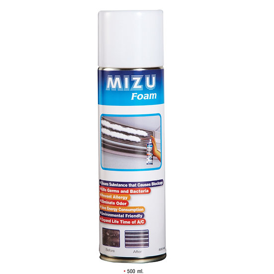 MIZU Foam Cleaner