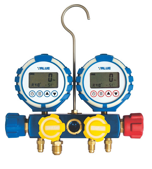 Digital Manifold Gauge | VDG-4-S1