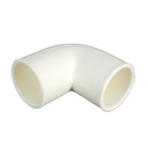 Rigid Condensate Pipe 90 Degree Elbow