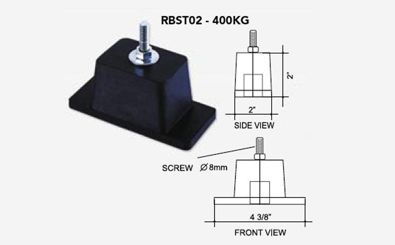 Anti-Vibration Mounts RBST02
