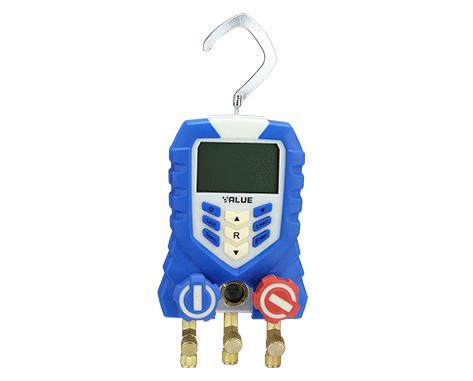 Digital Refrigerant Manifold Gauge | VDG-1