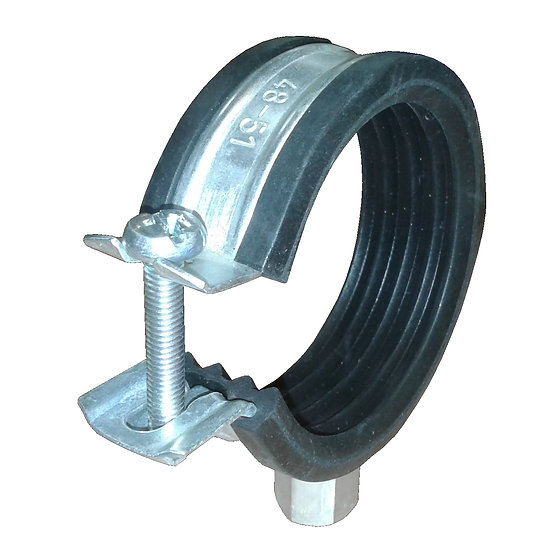 Insulated Pipe Clamps