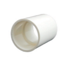 Rigid Condensate Pipe Double Ended Socket
