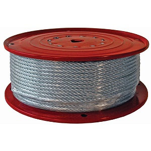 Dyna-Tite Aviation Grade Wire Rope