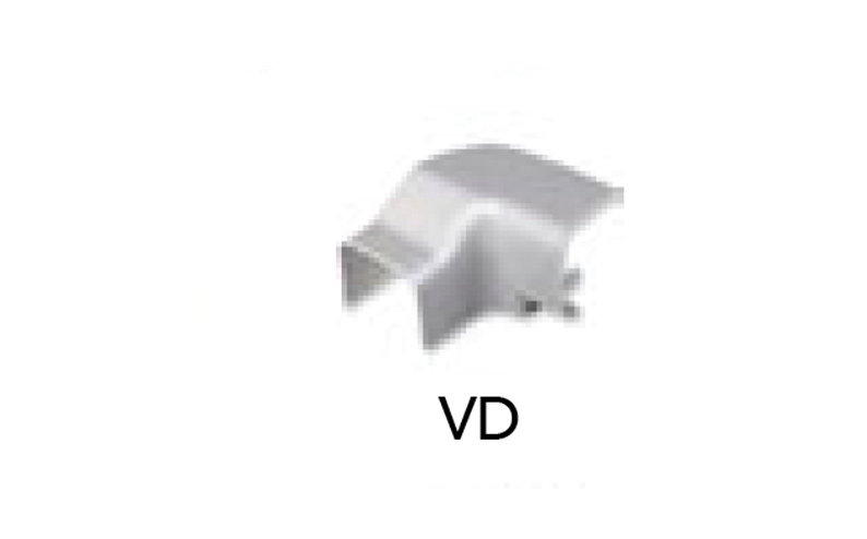 Rodigas Right Vertical Angle - VD60-80