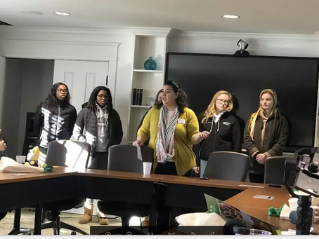 GE Counselors Fam Trip to US boarding schools  201902