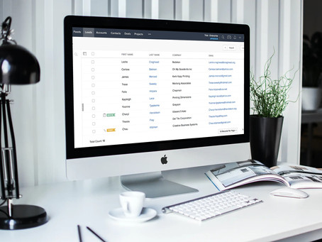 Complete Zoho CRM + Proposal Solution - WeCrushEvents
