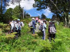 霧ヶ峰自然保全再生活動支援事業を行いました