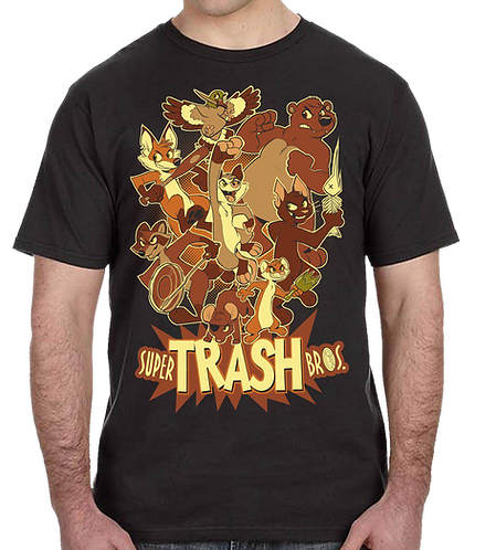 Super Trash Bros