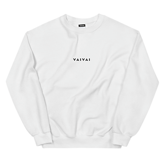 Crew Neck Sweater Embroided