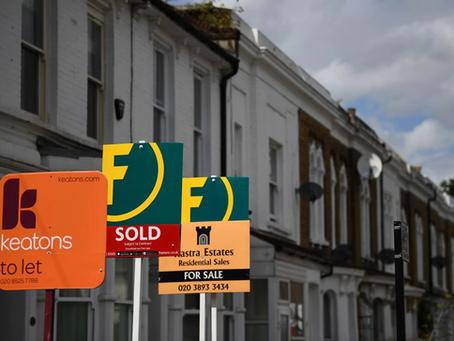 London house market set for £52bn post-lockdown splurge as transactions stall