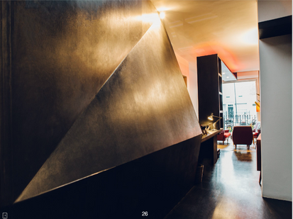 Goodge Place Bloomsbury room Fitzrovia Post Production