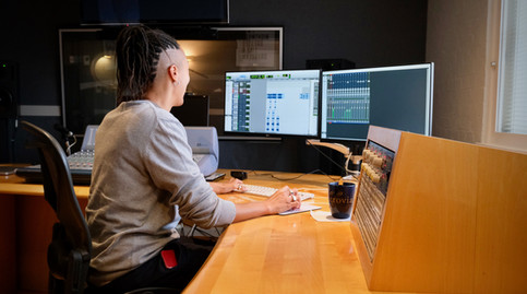 Mixing And Mastering Station