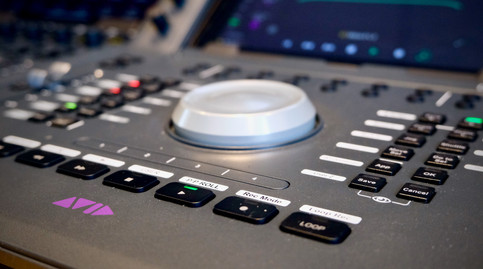 Audio Fitzrovia Post Production
