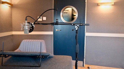 Fitzrovia Post Production Large booth