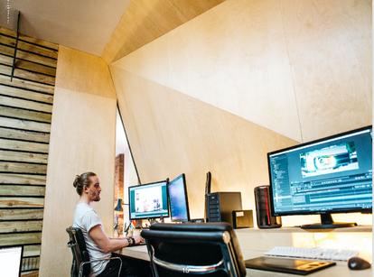 Edit Suite Goodge Place Fitzrovia Post Production