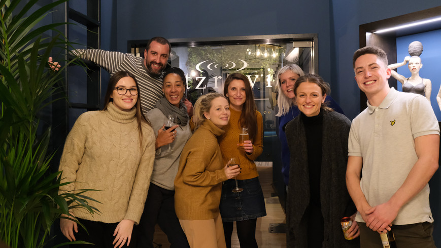 The Fitzrovia Post Production Family