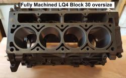 MACHINED BLOCK