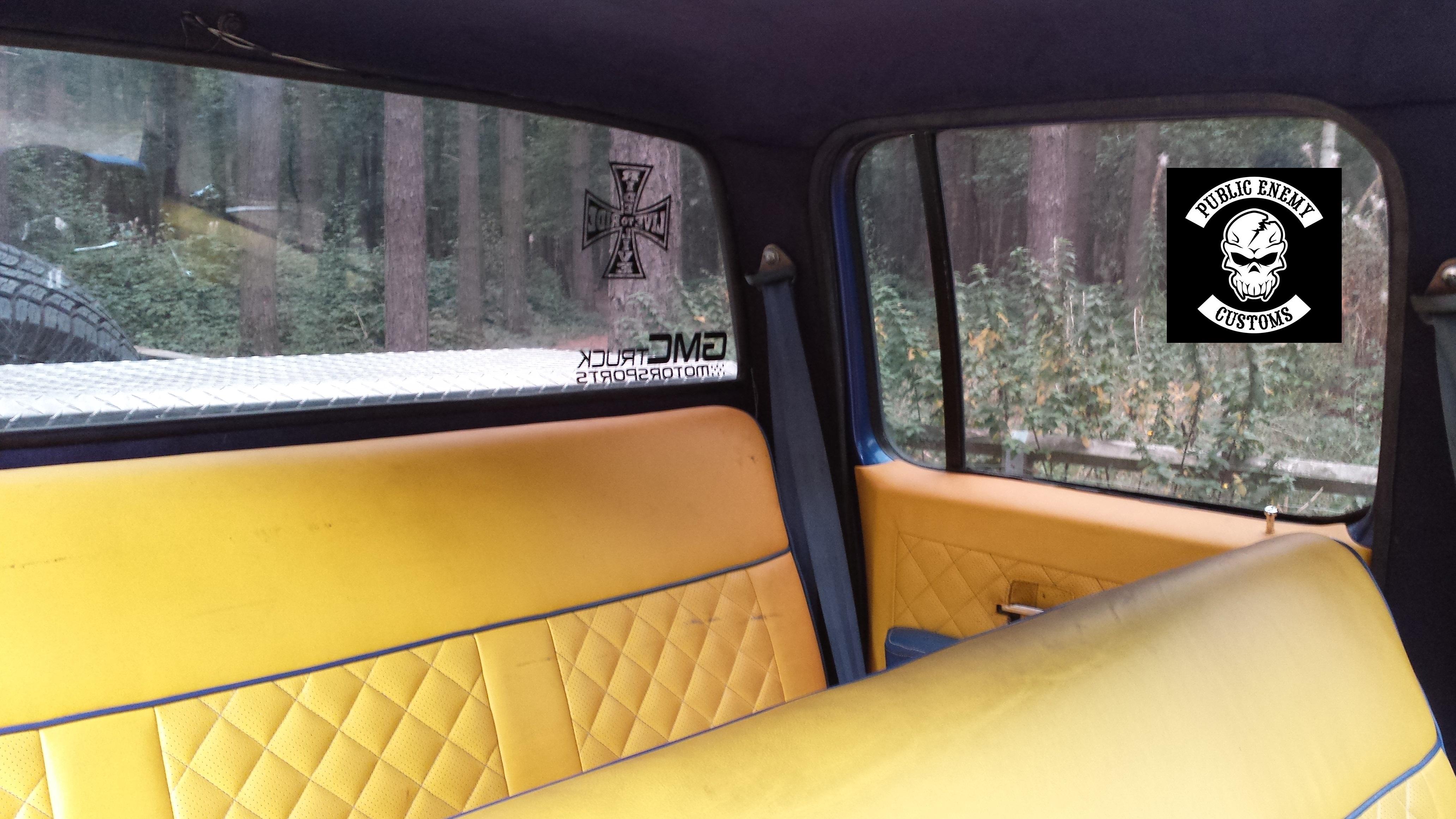 Blue Truck 12