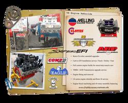 V8 ENGINE REBUILDS Small
