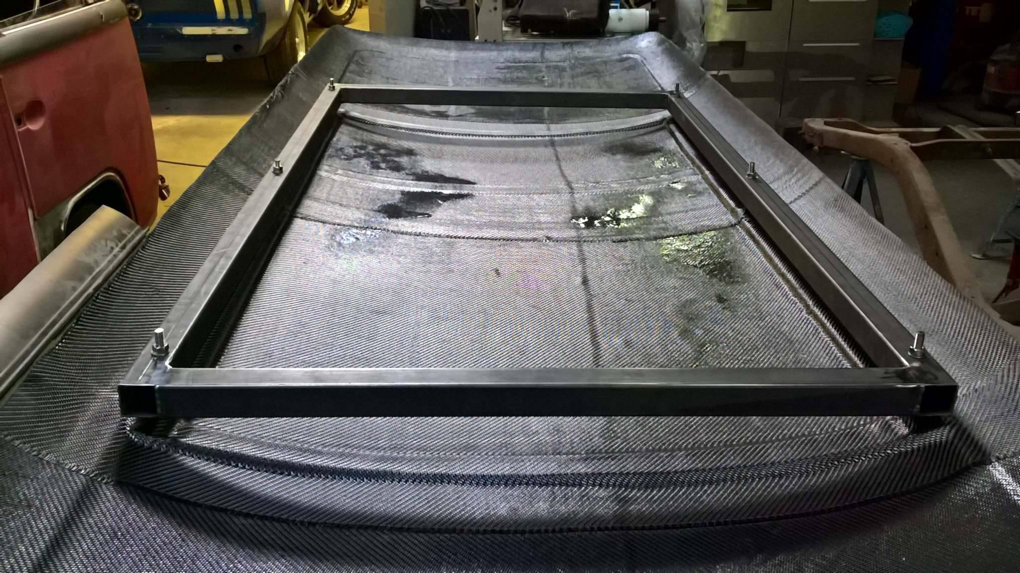 Kevlar roof 5