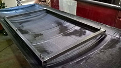 Kevlar roof 6