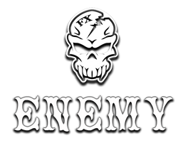 ENEMY FX Main logo