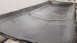 Kevlar roof 3