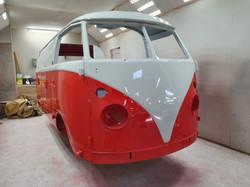 VW Van paintwork (2)