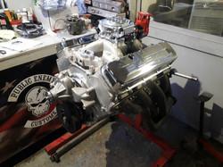 454 built