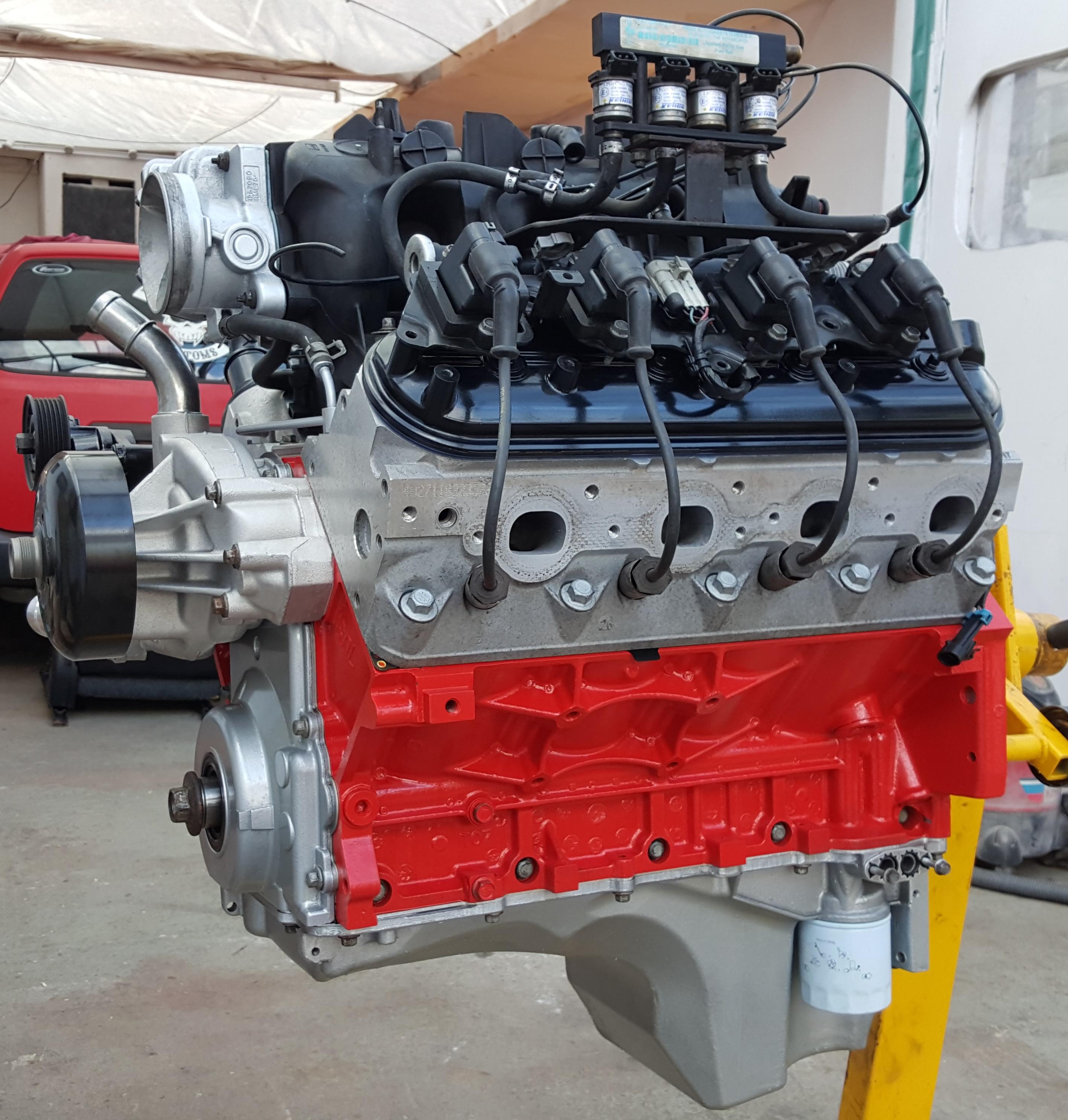 LS Series 6.0 Truck LQ4
