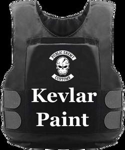 Kevlar Paint
